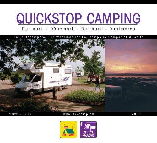 QUICKSTOP CAMPING
