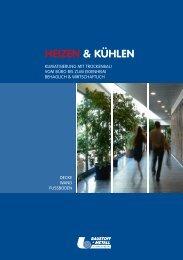 HEIZEN & KÜHLEN - baustoff + metall