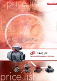 Valves and Flow Control Solutions - BSS Industrial