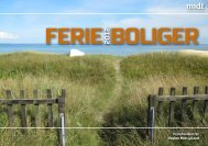 FERIE BOLIGER - Region Midtjylland