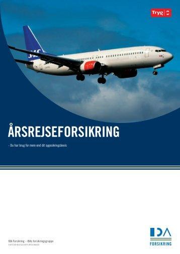åRSREJSEFORSlKRlNG - IDA