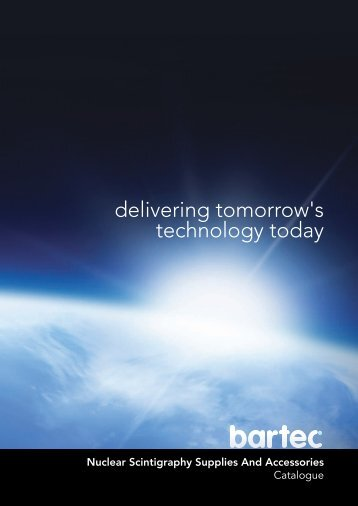 to view catalogue - Bartec technologies