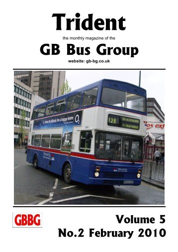 The Trident - GB Bus Group