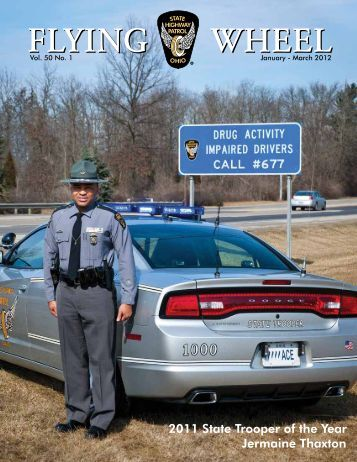 FLYING WHEEL FLYING WHEEL - Ohio State Highway Patrol ...