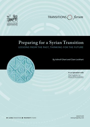 preparing-for-a-syrian-transition_ghani_lockhart_november-2012