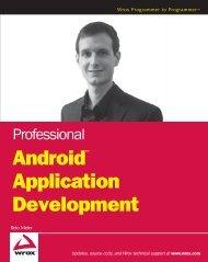 Android™ Application Development - Bahar Ali Khan