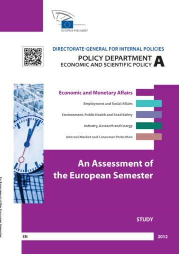 An Assessment of the European Semester - Europa