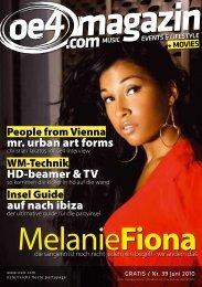 MelanieFiona - newbreeze media