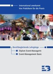 Event-Management Basic