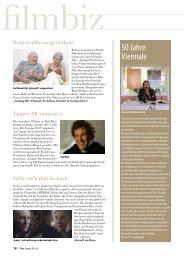 50 Jahre Viennale - Film and Music Austria