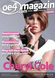 Cheryl Cole - newbreeze media
