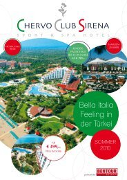 Chervo Club Sirena - World of Travel