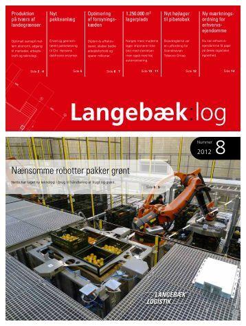 Langebæk Logistik A/S