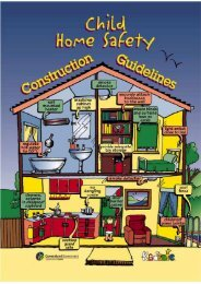 Child Home Safety Construction Guidelines (Full Document)