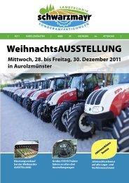 Aurolzmünster - Schwarzmayr