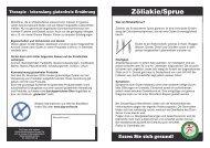 Zöliakie/Sprue - Elli Markt