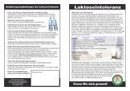 Laktoseintoleranz - Elli Markt