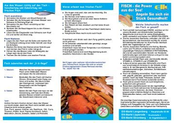 FISCH - Elli Markt