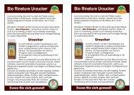Bio Rinatura Urzucker Flyer.indd - Elli Markt