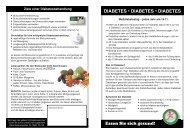 Diabetes Flyer .indd - Elli Markt