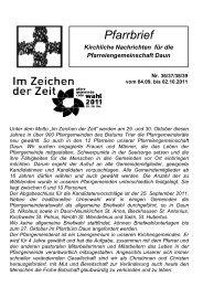 Pfarrbrief 36 - kirche-daun.de