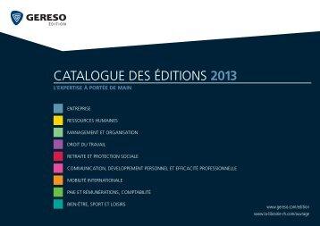 catalogue-gereso-edition-2013