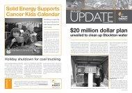 Buller December 2005 - Solid Energy