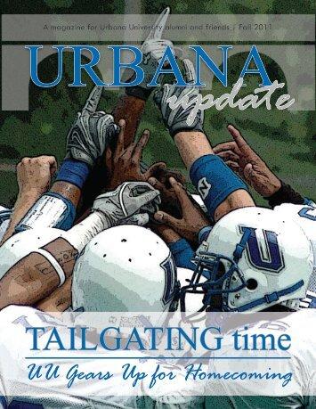 Fall 2011 - Urbana University