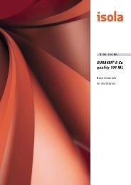 E-Cu quality 104 ML - Trax