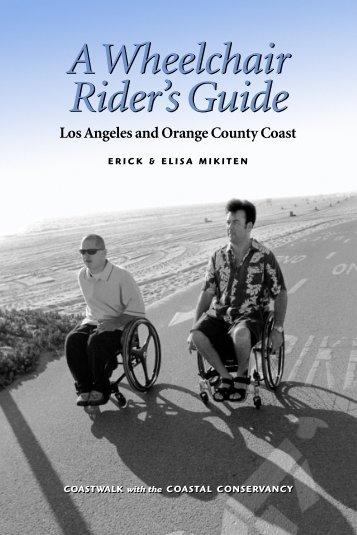 AWheelchair Rider's Guide - California Coastal Conservancy