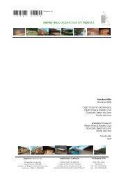 Consultar Projecto - norma - nova arquitectura em madeira