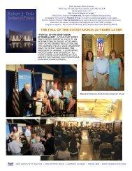 photo journal (pdf) - The Robert J. Dole Institute of Politics