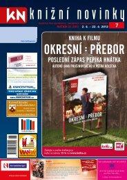 Knižní novinky č. 7/2012 - Svaz českých knihkupců a nakladatelů