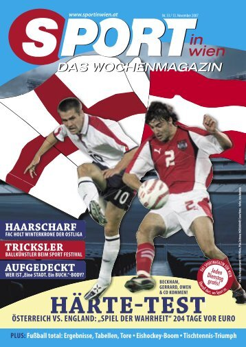 SPIW Cover kk.indd - SPORT in wien TV