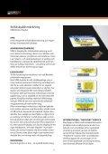 Eurosec AB - Security Marking - Page 4