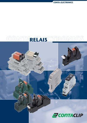 World of Relais - CONTA-CLIP