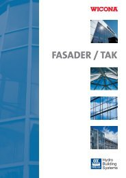 FASADER / TAK - Mattssons Glas