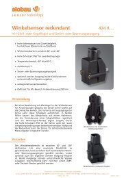 Produktinformation_424R | Katalog / Produktinformation - Elobau