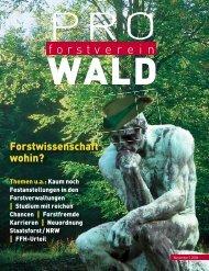 ProWald Nov_2006.indd - Deutscher Forstverein
