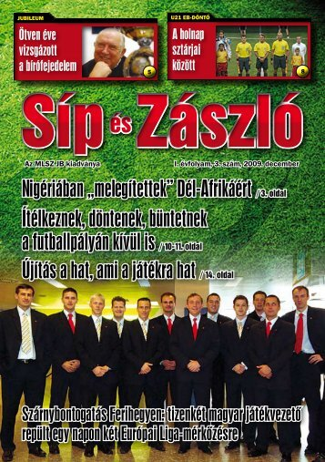 """Nigériában """"melegítettek"""" Dél-Afrikáért / 3. oldal ... - Szabolcs JB"""