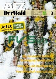 3 - Forstwirtschaftliche Vereinigung Schwarzwald eG