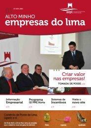 empresas do lima - Associação Empresarial de Ponte de Lima