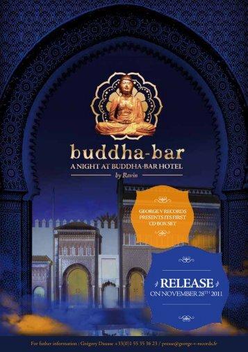 KarSh Kale - Buddha Bar