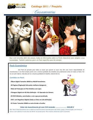Casamentos - O Nosso Casamento