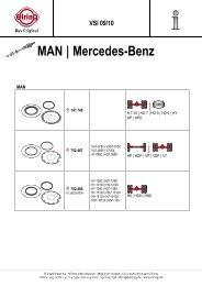 MAN | Mercedes-Benz - Elring