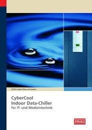 CyberCool Indoor Data-Chiller - Servo King Klimaanlagen