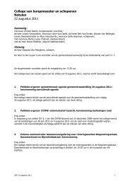 College 2011-08-22.pdf - Stad Sint-Niklaas