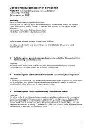 College 2011-11-14.pdf - Stad Sint-Niklaas