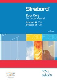 Introduction AL1 .pdf - Falcon Panel Products Ltd