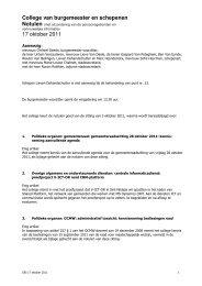 College 2011-10-17.pdf - Stad Sint-Niklaas